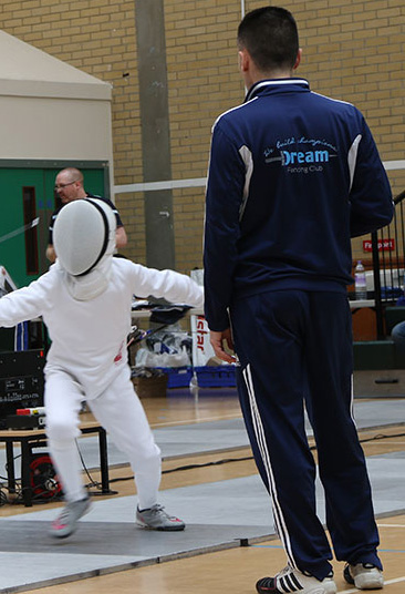 Yosif Angelinov Dream Fencing Club