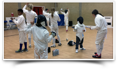 Dream Fencing Club Fencing Club London Fulham