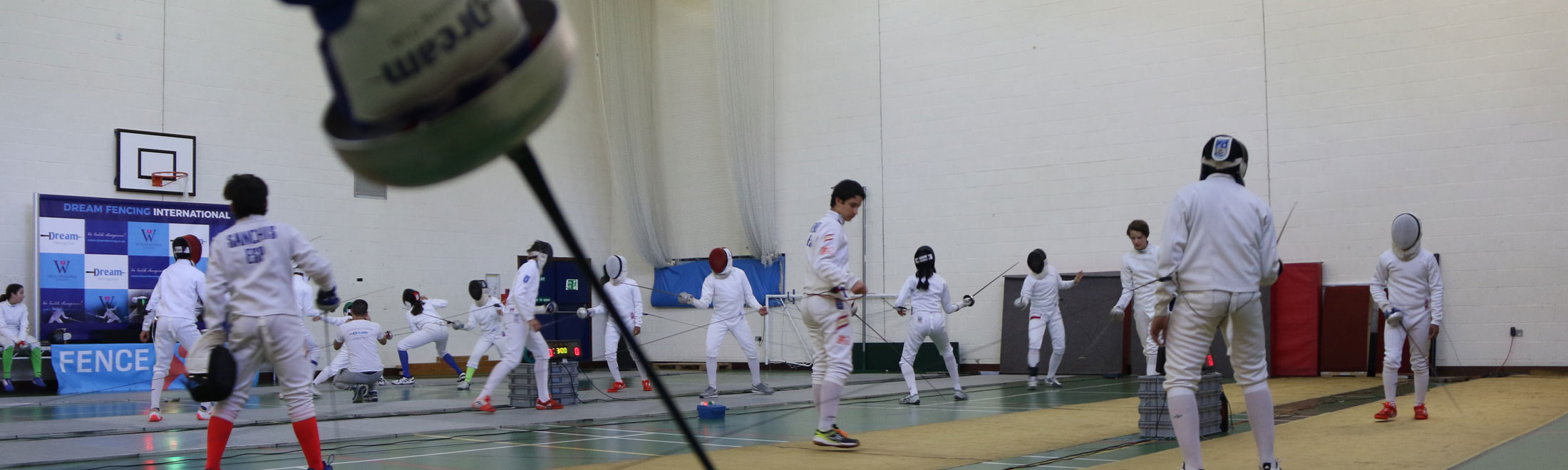 International Epee Competition.