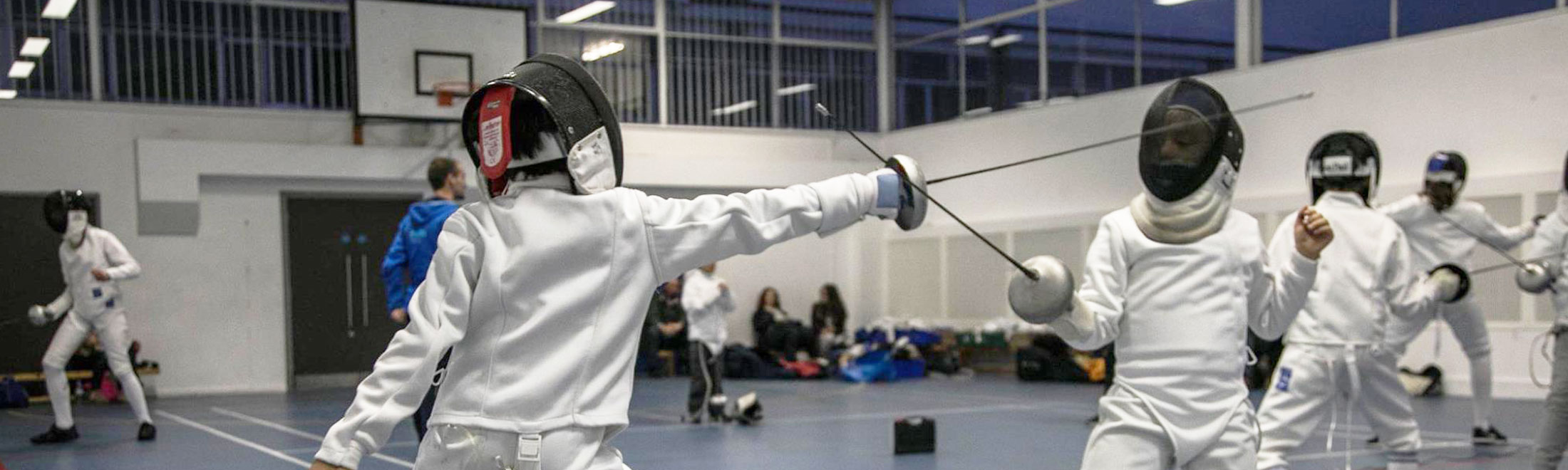 dream fencing summer epee camp.