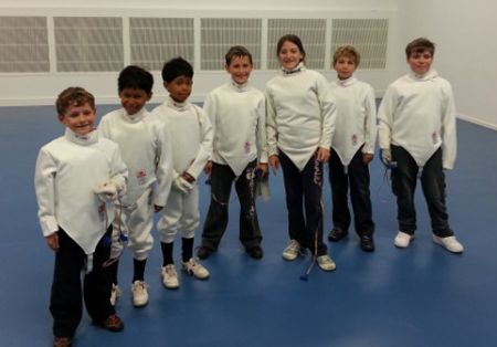 Childrens Fencing Beginners Lessons London